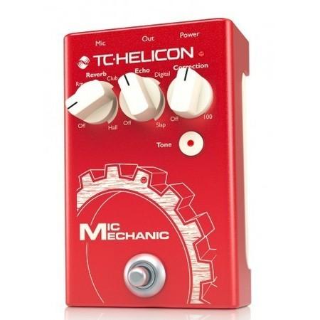 TC Helicon Mic Mechanic 2 Reverb/Echo/Correction
