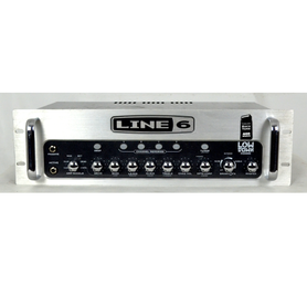 Line 6 LowDown HD 400 Głowa Basowa