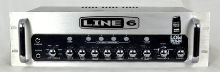 Line 6 LowDown HD 400 Głowa Basowa