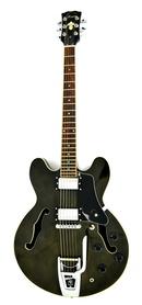 Raven IEES 200 TBK gitara elektryczna hollow body