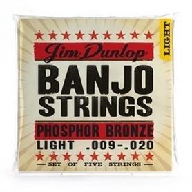struny do banjo PHOSPHORE BRONZE LIGHT 5/SET