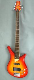Vintage Bass 5 Cherry Sunburst Gitara Basowa
