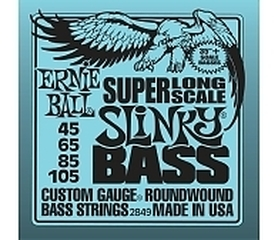 Ernie Ball EB 2849 Super Long Scale Slinky Bass struny do gitary basowej