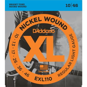 DADDARIO EXL110 10-46 Struny do gitary elektrycznej