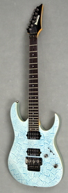 Ibanez Prestige RG2620 CBL Cubed Blue Gitara Elektryczna