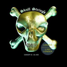 Skull Strings DROP Line DD 9-48 struny do gitary elektrycznej