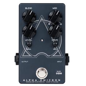 Darkglass Alpha Omicron Bass Distortion