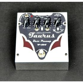 Taurus T-Di Bass preamp & Di-Box