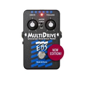 EBS MultiDrive-efekt gitarowy b-stock