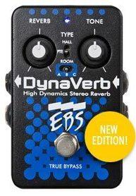 EBS DynaVerb - efekt gitarowy b-stock