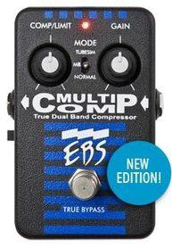 EBS MultiComp - efekt gitarowy b-stock
