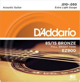Daddario Ez900 EZ 85/15 American Bronze struny do gitary akustycznej