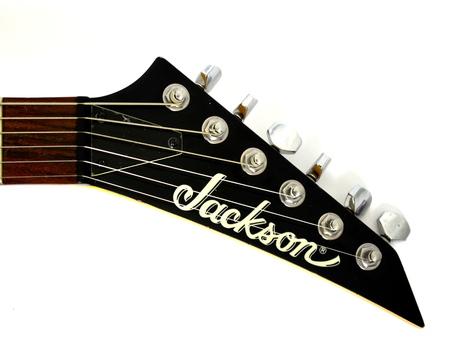 Jackson JS32T King V Black Gitara Elektryczna