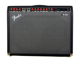 Fender The Twin Red Knob Wzmacniacz Gitarowy
