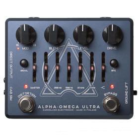 Darkglass Alpha Omega Ultra basowy preamp distortion