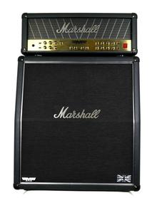 Marshall Fm 350 Mode Four Head + Marshall Fm 450 A Kolumna Gitarowa