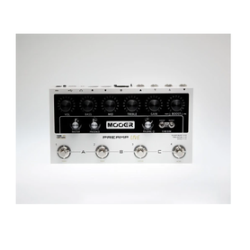 Mooer Preamp Live ME M 999, Cyfrowy Multi PreAMP