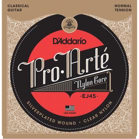Daddario Pro Arte EJ45 struny do gitary klasycznej