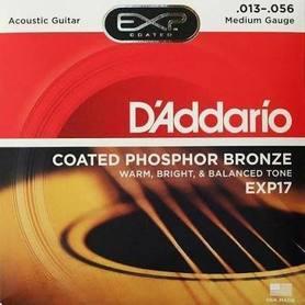 DAddario EXP17 struny do akustyka 13-56