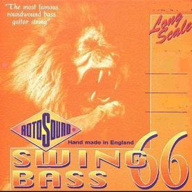 Rotosound RS 66LB 35-90 Medium Light Bass struny do gitary basowej