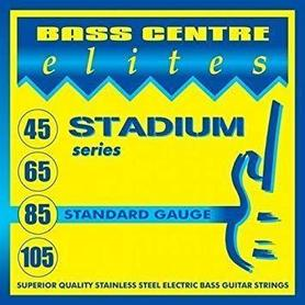 Bass Centre Elites Stadium Series Stainless Strings Standard 45 - 105