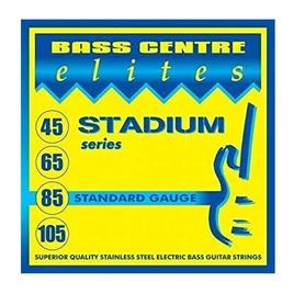 Bass Centre Elites Stadium Series Stainless Strings Standard 45 - 105