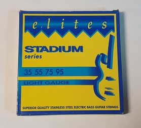 Bass Centre Elites Stadium Series Stainless Strings Light 35-95