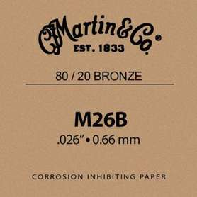 Martin M26B Single Acoustic