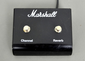 Marshall PEDL10009 Twin Footswitch Channel Reverb