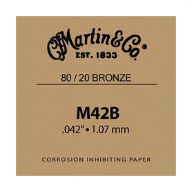 Martin & Co. M42B Single Acoustic