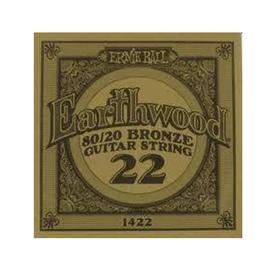 Ernie Ball Earthwood 1422 80/20 Bronze Acoustic Guitar Single 22