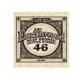 Ernie Ball Earthwood 1446 80/20 Bronze Acoustic Guitar Single 46