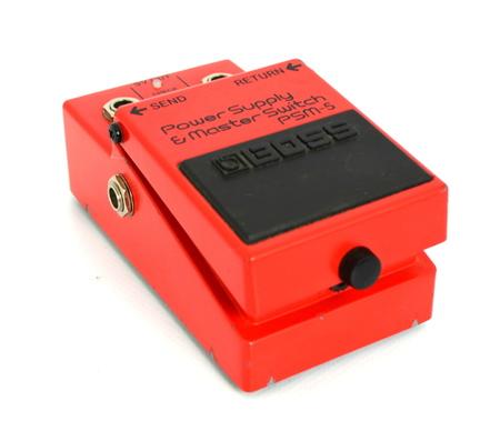 Boss Power Supply & Master Switch PSM-5