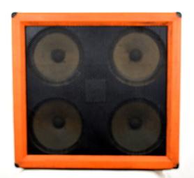 Orange MUSIC 4 x 12 Kolumna Gitarowa