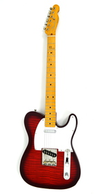 Fender Telecaster Fotoflame MIJ Japan Gitara Elektryczna
