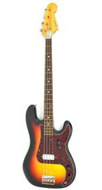 Antoria Bass Sunburst Vintage Japan MIJ Gitara Basowa