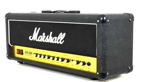 Marshall JCM 2000 DSL 50 Głowa Gitarowa 2010 (3)