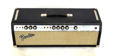 Fender Bassman 100 Head Głowa Gitarowa (2)