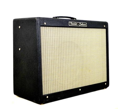 Fender Hot Rod Deluxe Lampowy Wzmacniacz Gitarowy (2)