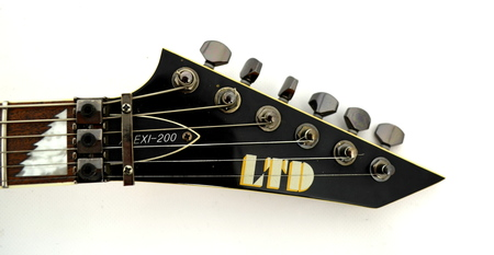 ESP LTD Alexi 200 Black Gitara Elektryczna (6)