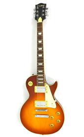 Westfield Les Paul Sunburst Gitara Elektryczna