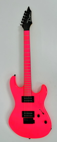 Dean Custom Zone 2 HB - Florescent Pink - gitara elektryczna