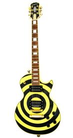 Epiphone Les Paul Custom Zakk Wylde Bullseye gitara elektryczna