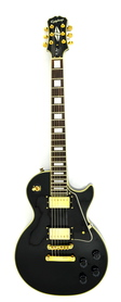 Epiphone Les Paul Custom Black Gitara Elektryczna