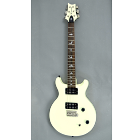 PRS Santana SE White Gitara Elektryczna