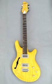 Shine SIL-410NA Tremolo Natural Alnico Gitara Elektryczna