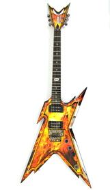 Dean Dimebag Razorback Explosion Gitara Elektryczna