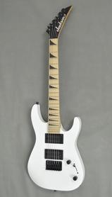 Jackson JS 1X Dinky Snow White Gitara Elektryczna