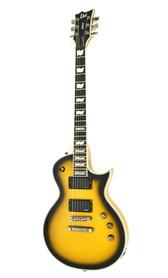ESP LTD EC-1000 Deluxe Gold Burst Gitara Elektryczna
