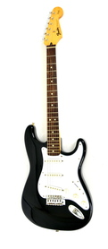 Fender Stratocaster Black Squier Series 1994 Gitara Elektryczna